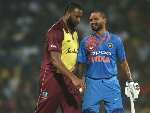 India Vs West Indies 3rd T20i Match Report India Wins 6 Wickets