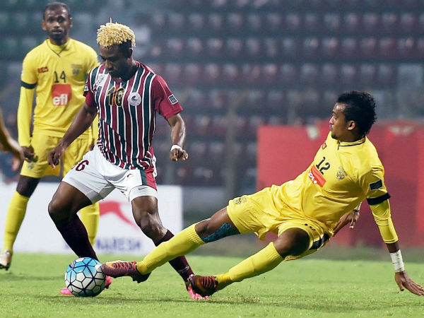 I League 2018 19 Mohun Bagan Vs Aizawl Match Report
