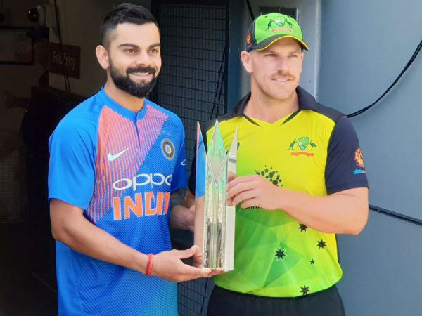 India Has Won The Toss Elected Field First T 20 Match Against Australia