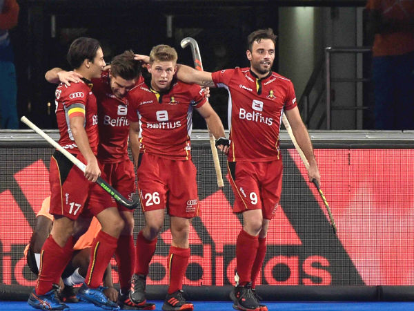 Belgium Reaches World Cup Hockey 2018 Final Defeat England