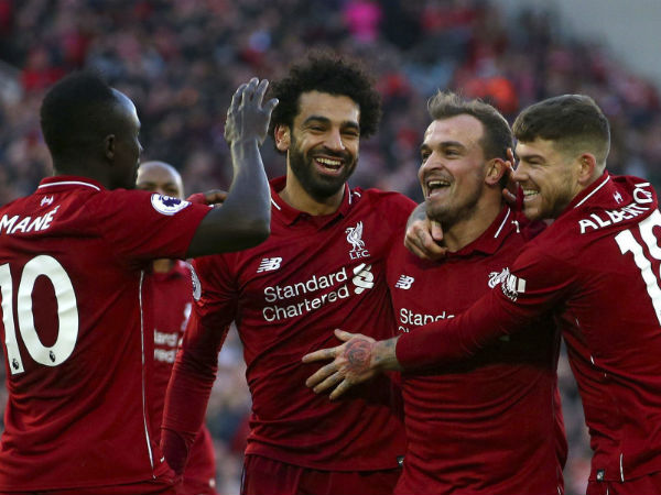 Champions League Salah Secured Liverpools Place At Last 16 Results Of 8 Matches