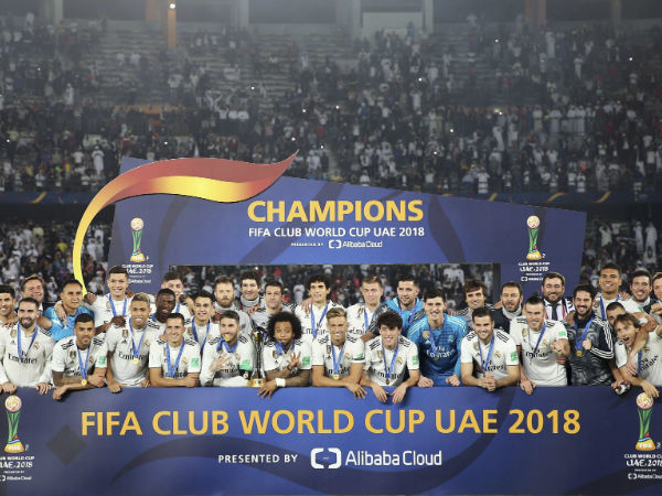 Club World Cup Real Madrid Defeats Al Ain Create History