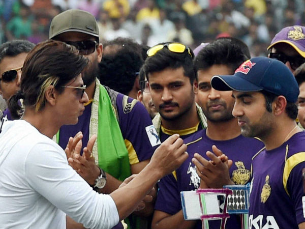 Gautam Gambhir S Retirement Shah Rukh Khan Has Suggestion His Captain