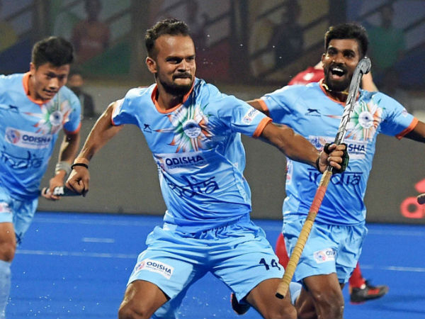 Hockey World Cup 2018 India Has Qualified The Quarter Final Twitter Lauds Indian Team