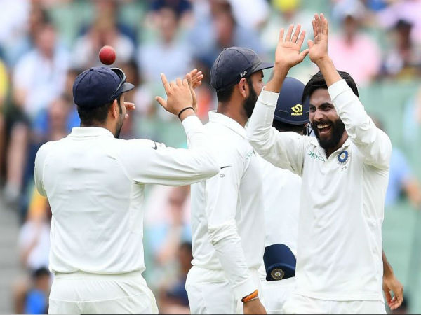 Furry Indian Bowlers Strike Back On Australia Melbourne