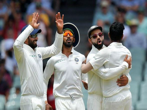 India Won Boxing Day Test Melbourne 137 Runs