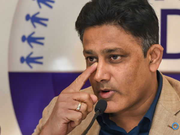 India Should Have Been Open About Injury Jadeja Says Anil Kumble