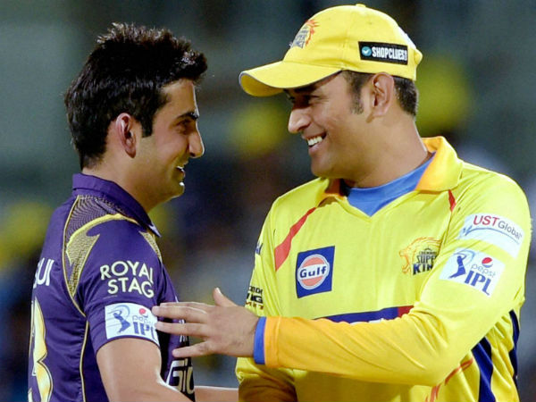 No Rift Between Me Ms Dhoni Gautam Gambhir On Rumours Differences With Former India Captain