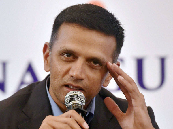Players Have Made Mistakes The Past Dravid Urges Against Overreaction