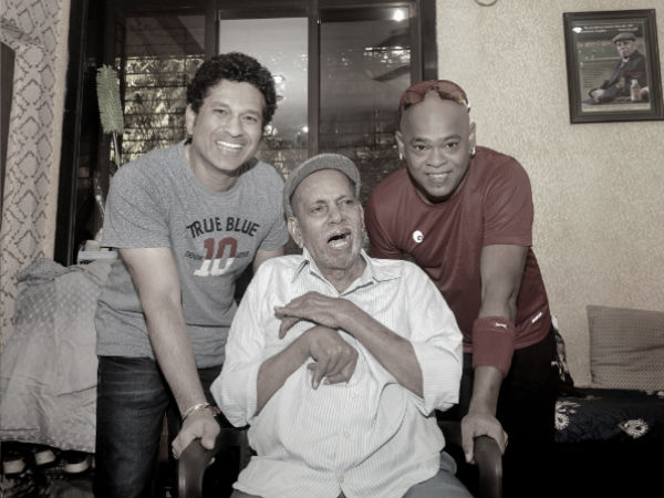 Sachin Tendulkar S Coach Ramakant Achrekar Passes Away At The Age Of