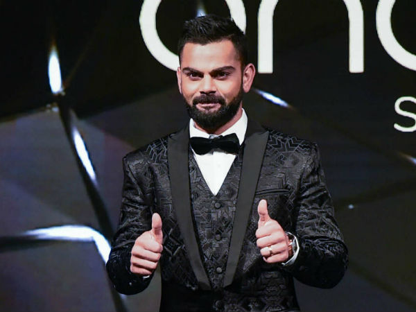 Icc Awards 2018 Winners List Virat Kohli Sweeps Awards Makes History