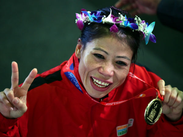 Magnificent Mary Kom Become World No 1 Aiba Rankings