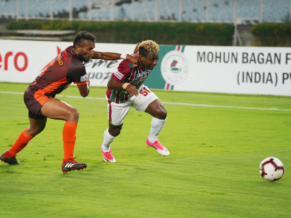 I League 2018 19 Mohun Bagan Vs Gokulam Fc Match Report
