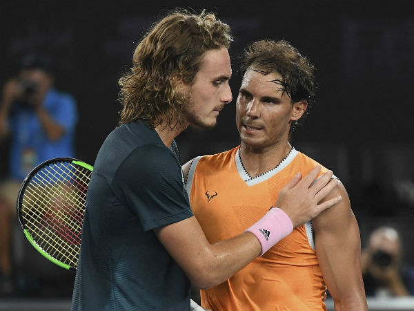 Australian Open 2019 Imperious Nadal Blasts Past Tsitsipas Into Final
