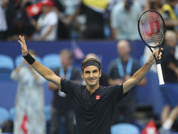 Hopman Cup Federer Sends Switzerland Into The Final