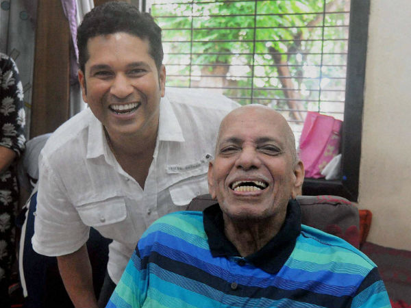 Tendulkar On Achrekar S Death Cricket Heaven Will Be Enriched With Sir S Presence