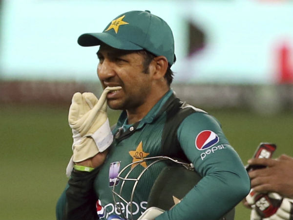 Pakistan Captain Sarfraz Ahmed Regrets Racial Comments Akhtar Slams Pcb Says Unfortunate