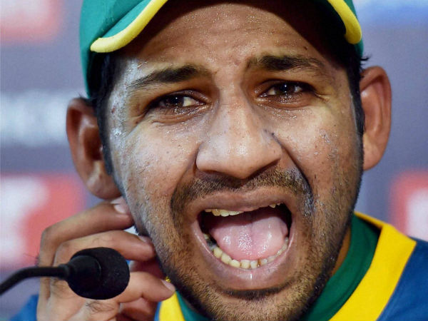 Not Just English Math Also Pakistan Captain Sarfraz Ahmed Gets Trolled Again