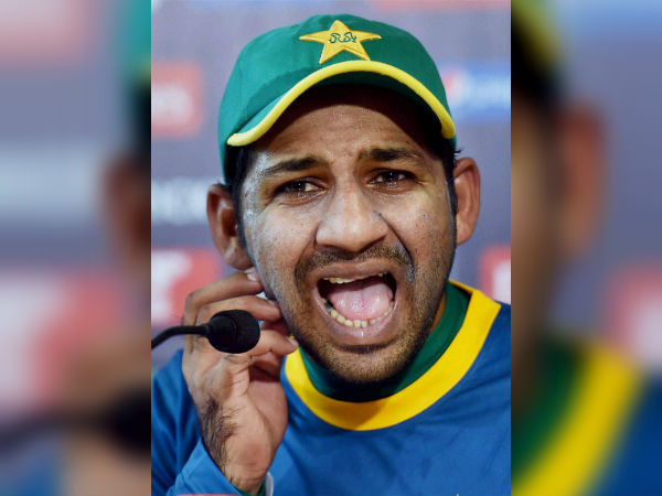 Pakistan Captain Sarfraz Ahmed Gets 4 Match Suspension Racist Comment