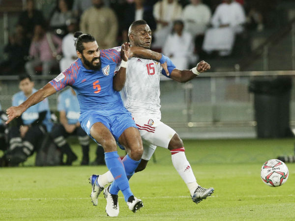 Afc Asian Cup 2019 India Vs Bahrain Last 5 Encounters