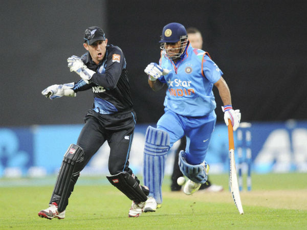 Flashback Previous T20i Clash New Zealand India At Westpac Stadium