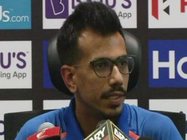 Playing Against Pakistan Will Go Bcci S Decision Says Chahal