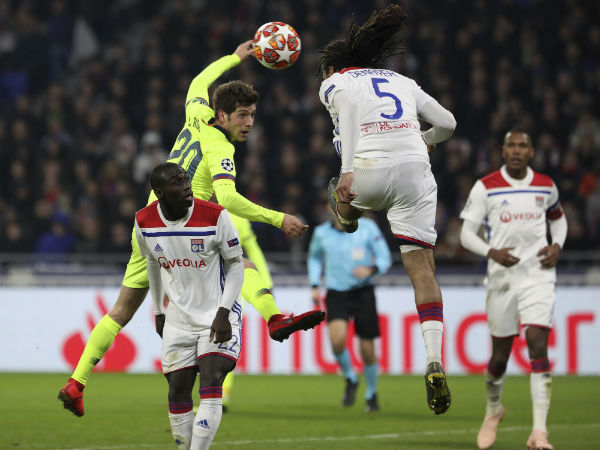 Champions League Lyon Liverpool Fail Take Advantage
