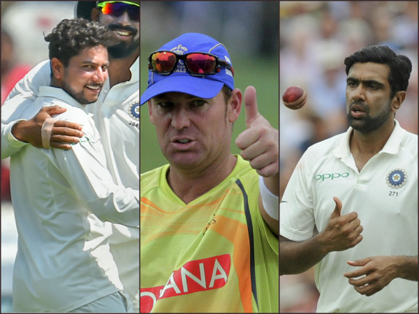 Kuldeep Or Ashwin Who Is Warne S Pick As India S Top Test Spinner