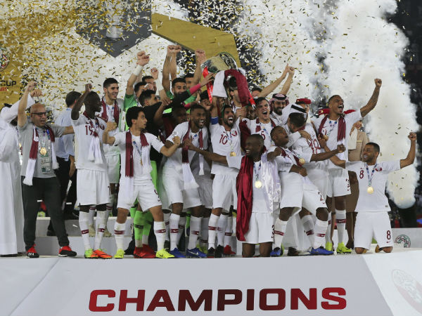 Asian Cup 2019 Final Ali Breaks Records Qatar Wins Maiden Title