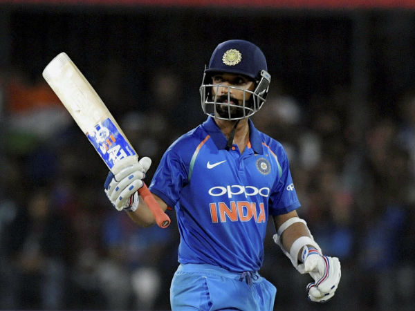 Icc World Cup 2019 Ajinkya Rahane Part India S Plans Says Msk Prasad