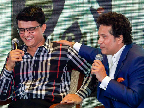 Sourav Ganguly Clarifies Media Reports On His Sachin Remarks