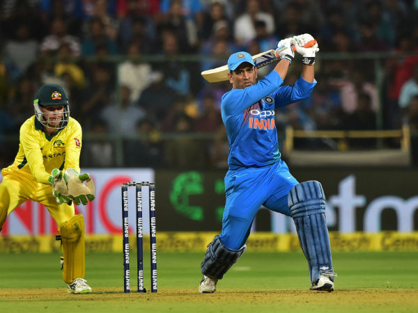 Ms Dhoni Becomes First Indian Hit 350 International Sixes