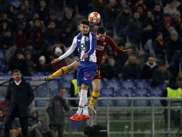 Champions League Teenager Zaniolo Makes Record Porto Gets Away Goal