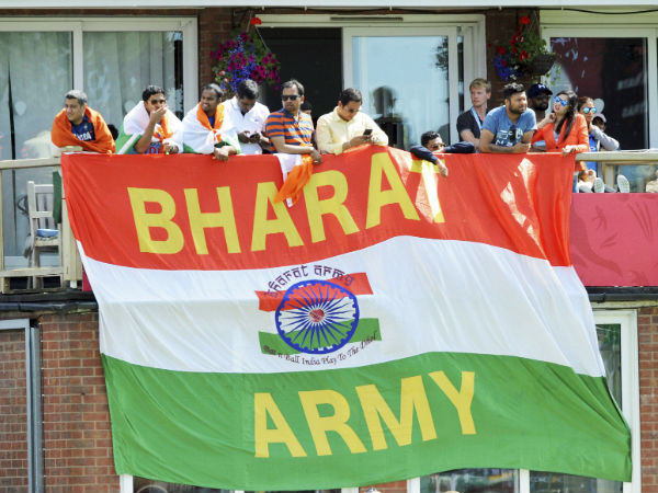 Icc World Cup 2019 Bharat Army S 8000 Fans From 22 Countries To Converge In Uk
