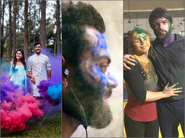 Happy Holi 2019 Indian Sports Celebrities Extend Colourful Wishes To Fans