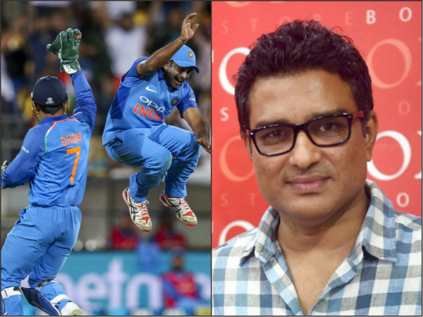 Icc 2019 World Cup Not Dhoni Manjrekar Wants Shankar As India S No