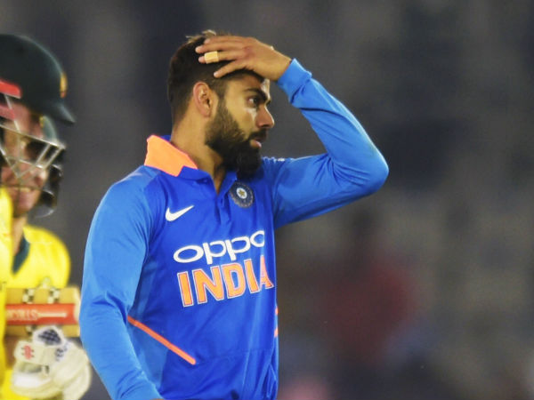 India Versus Australia 2019 Why India Lost The Odi Series 4 Reasons