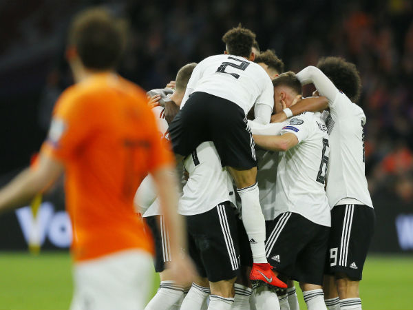 Uefa Euro Cup 2020 Qualifiers Germany Beats Netherlands