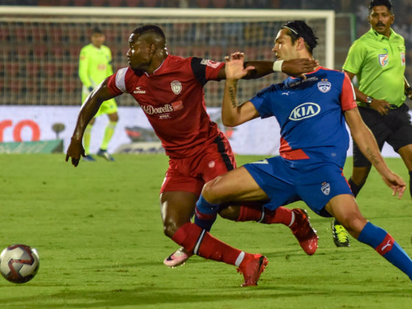 Isl 2018 19 Semi Finals Northeast United Wins Bengaluru Gets An Away Goal