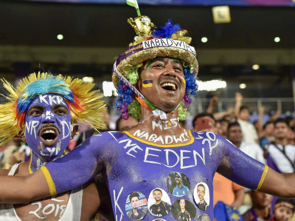 Ipl 2019 Group Stage Schedules Kolkata Knight Riders