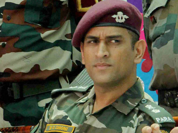 Ranchi Odi Indian Cricketers Wear Camouflage Caps See Photos