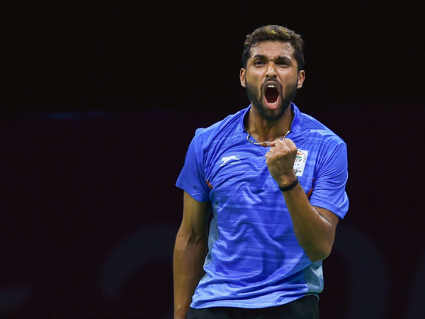 Badminton Asia Mixed Team Championships Hs Prannoy Lead India