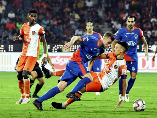 Isl 2018 19 Bengaluru Fc Beat Fc Goa Claim Their Maiden Title