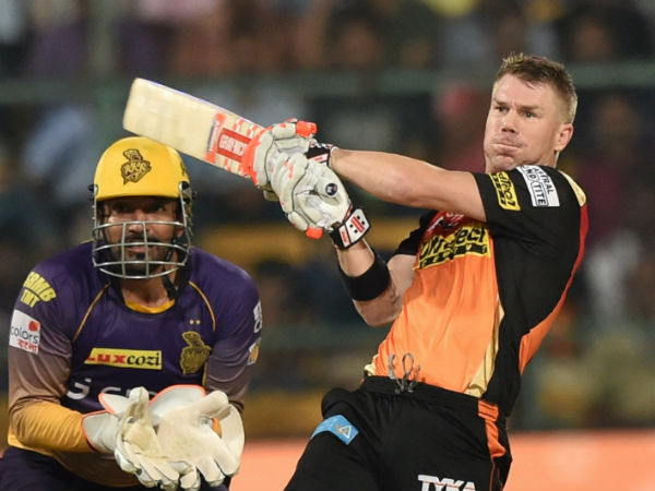 Ipl 2019 David Warner Cracking Form Practice Match Watch Video