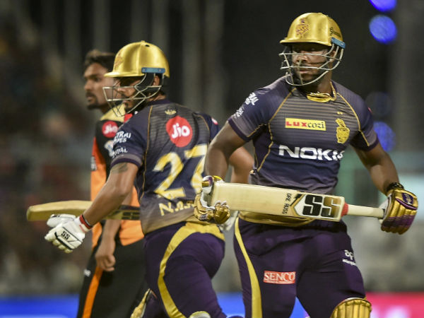 Ipl 2019 Kkr Vs Srh Russell Turns The Game Around At Eden Gardens