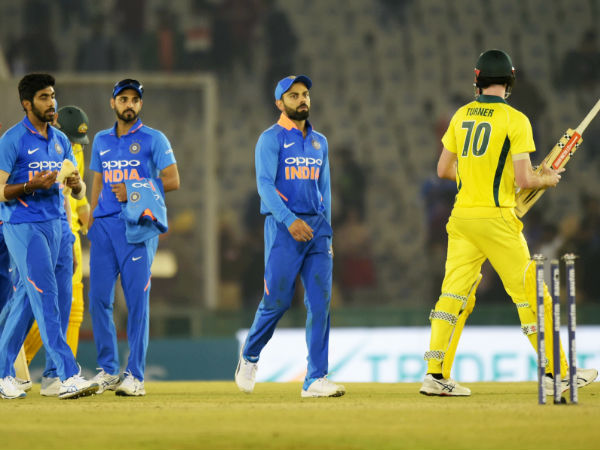 India Versus Australia 4th Odi Plethora Records Break At Mohali