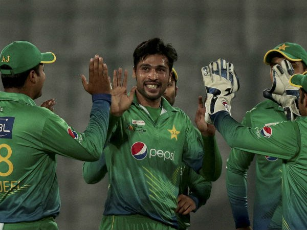 Pakistan Announce World Cup Squad Without Amir