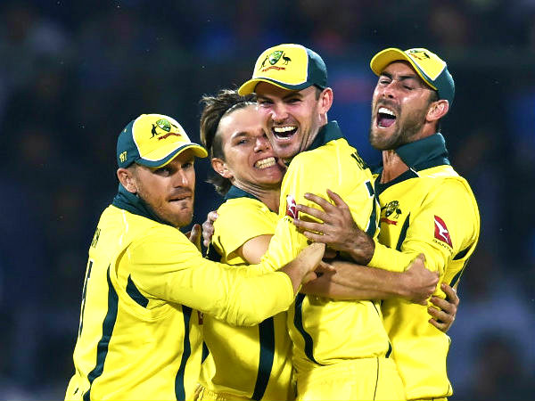 Icc World Cup 2019 Finch Sounds Warning As Australia Whitewash Pakistan
