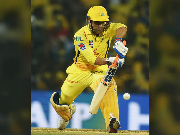 Ipl 2019 Ms Dhoni Survives Even After Ball Hits Stumps Watch Video