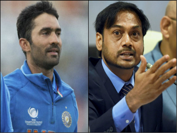 Experience Is The Key For Karthik Said Msk Prasad